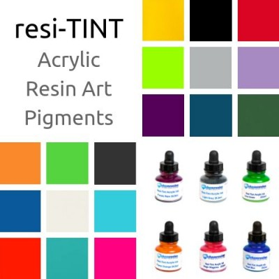 resi-TINT Acrylic Resin Art Pigment 29.5ml